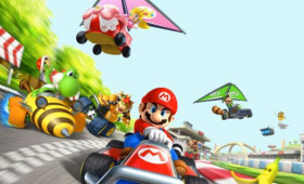 Less Track To Mario Kart On