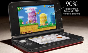 Nintendo announces supersized 3DS XL