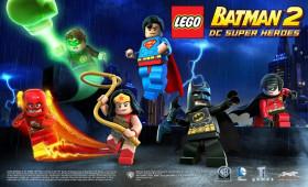 LEGO Batman 2: DC Super Heroes now avaliable on Wii U