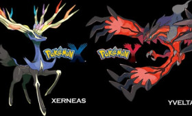 Pokémon X and Pokémon Y – screenshots plus artwork